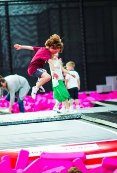 Toddler Bounce Sessions Swindon
